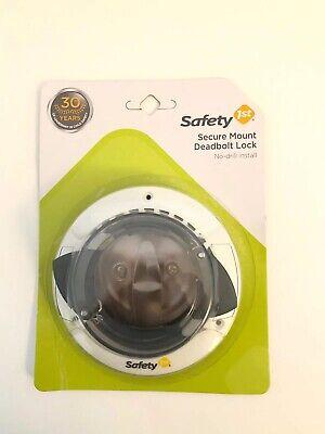 Safety 1st Secure Mount Deadbolt Lock HS162