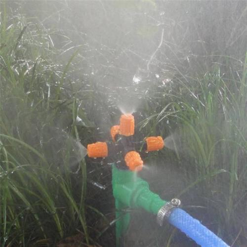 5 TÊTES ARROSEUR DE JARDIN ATOMISATION GAZON ARROSAGE Eau ARROSEUR GRASS BKX