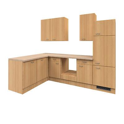 Eck Küchenzeile L Form Winkelküche ohne Geräte Einbauküche ...
