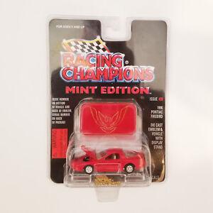 Racing-Champions-1996-Pontiac-Firebird-Red-Diecast-Car-1-60-Mint-Edition-20-NEW