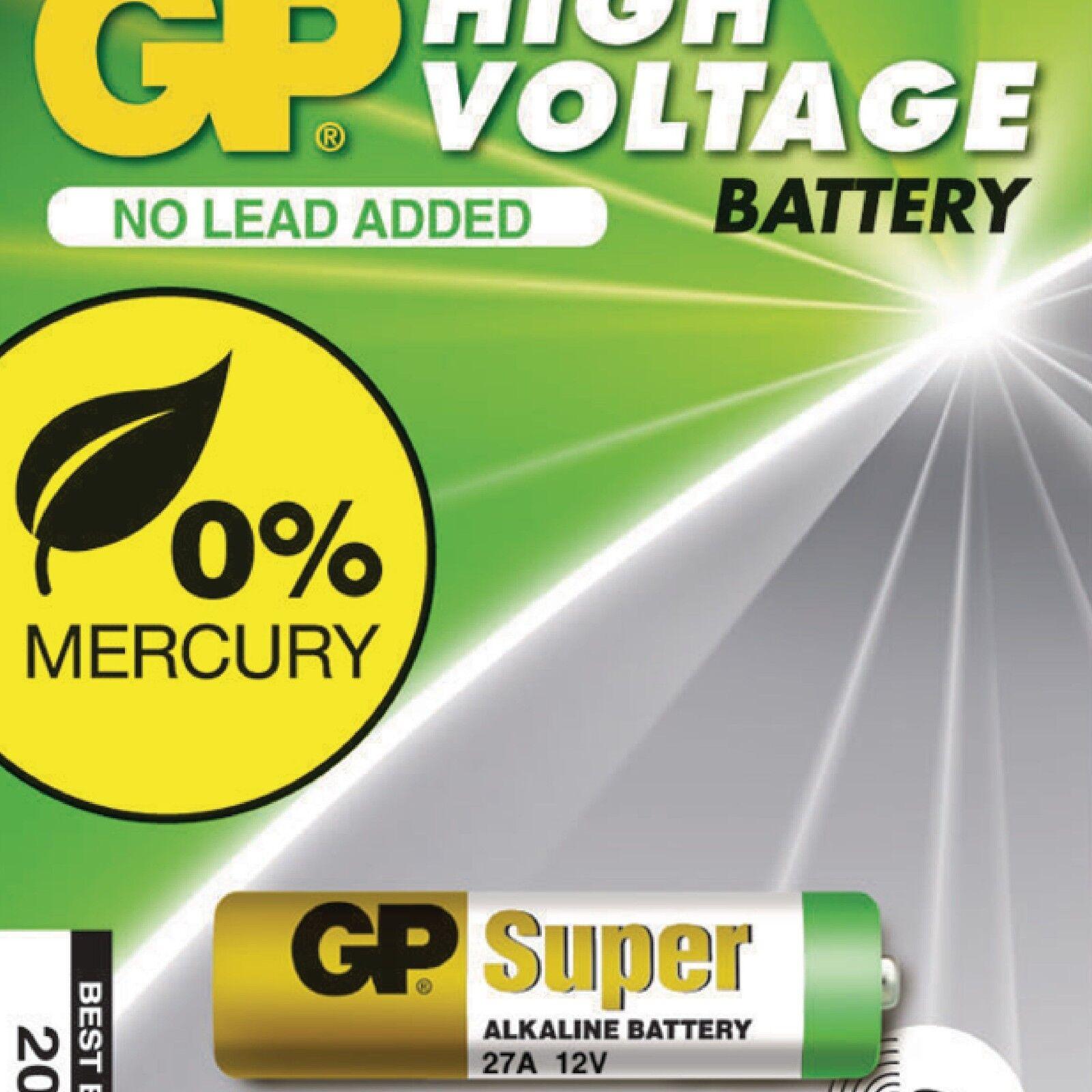 1 alkaline battery 27a lr27a l828 mn27 gp27a a27 12v for alarm telecom valid 2019