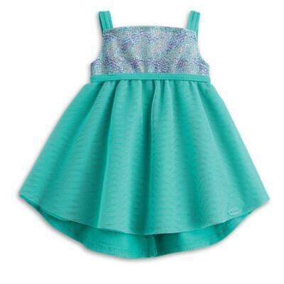 American Girl Truly Me Mix /& Match SEA GLASS Tank Top~Shirt~Aqua~Blaire~Nanea