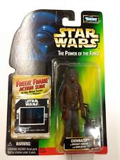 Kenner Star Wars Freeze Frame Chewbacca BoushhS Bounty Action Figure