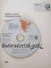OEM BMW 5 & 6 Series Navigation DVD 158 WEST Canada Mexico PR Map Edition © 2010