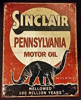 1 X Sinclair - Million Years - Tin Sign, New, Free Shipping on sale