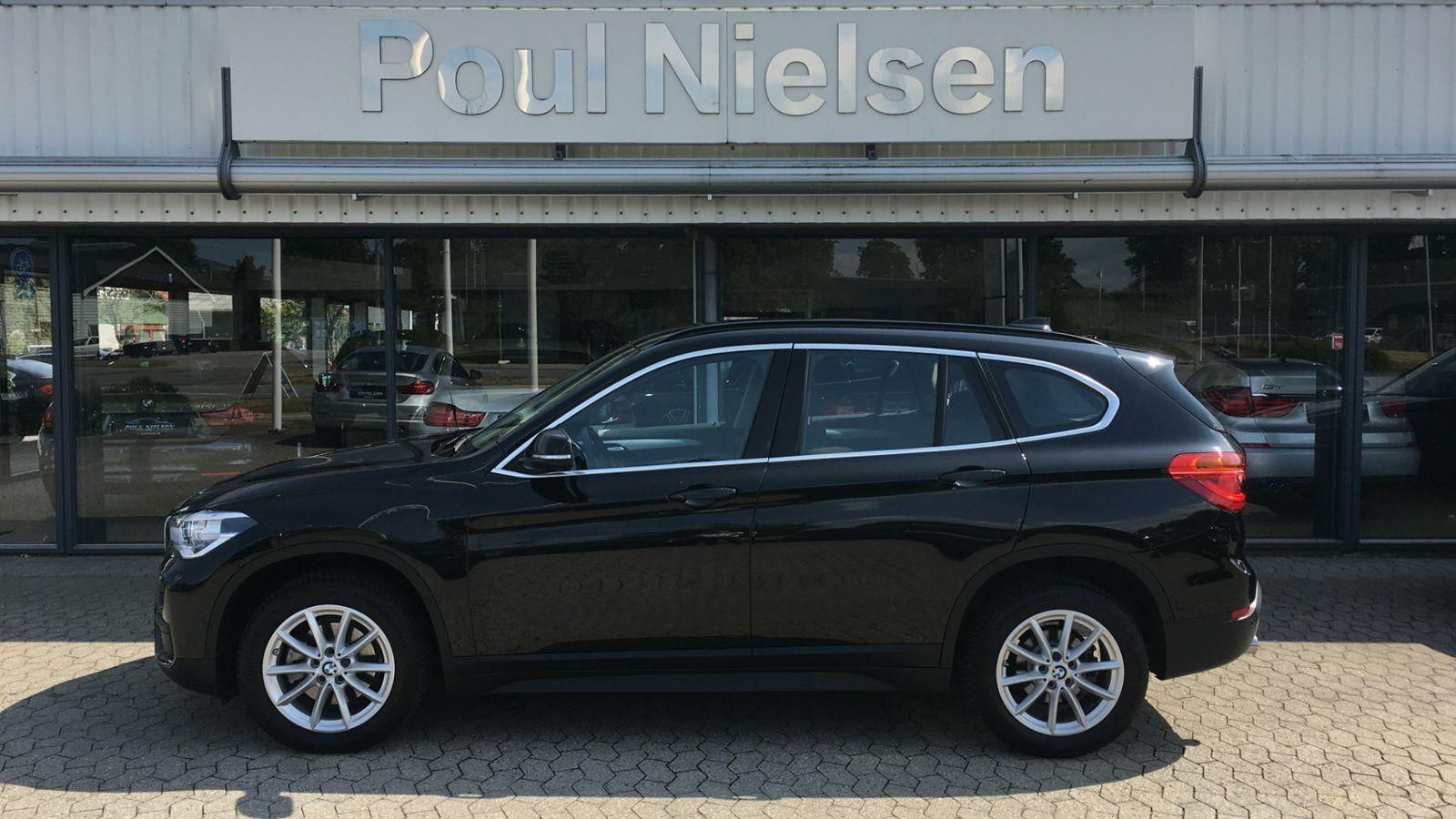 BMW X1 2,0 sDrive18d aut. 5d