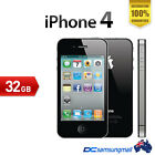 Apple iPhone 4 32GB Mint Condition unlocked Black Smartphone seller refurbished