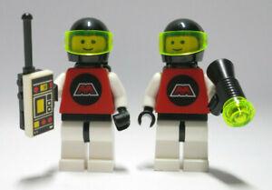 M:Tron Astronaut LEGO Minifigure Lot Space 6989 6956 6923