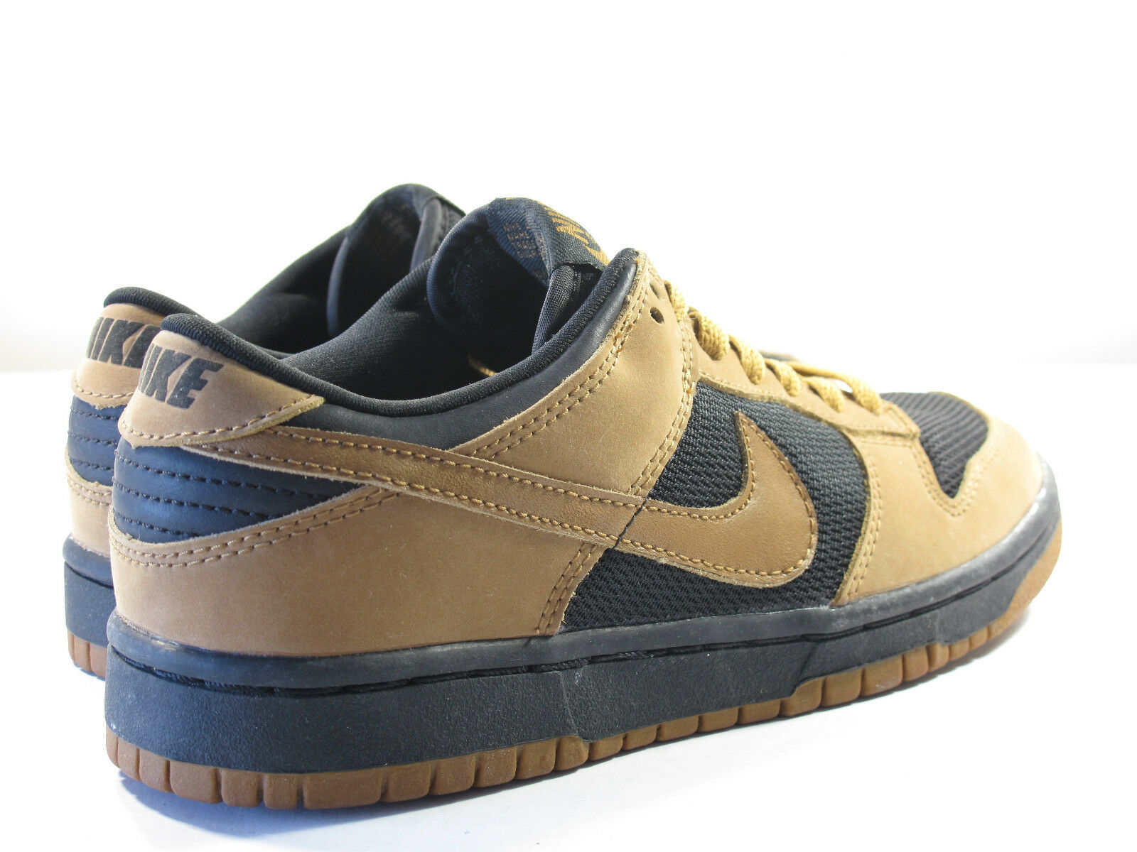 DS NIKE 2003 DUNK LOW MAPLE 8.5 SAFARI ATMOS SUPREME WHAT THE LONDON LUCKY SB B