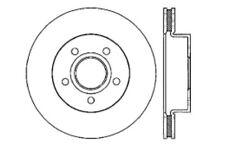 Disc Brake Rotor-C-TEK Standard Front Centric fits 99-04 Jeep Grand Cherokee