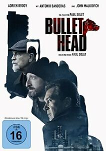 BULLET HEAD - BANDERAS,ANTONIO/MALKOVICH,JOHN/BRODY,ADRIEN/ DVD NEU - Weinstadt, Deutschland - BULLET HEAD - BANDERAS,ANTONIO/MALKOVICH,JOHN/BRODY,ADRIEN/ DVD NEU - Weinstadt, Deutschland