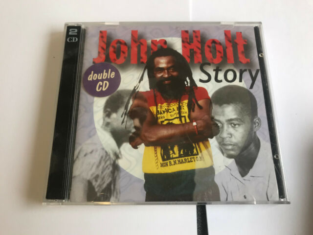 John Holt - Story, Vol. 1-2 (1997) 2 CD 5022171121969