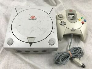 Sega-Dreamcast-Console-System-HKT-3000-Tested-japan-free-shipping