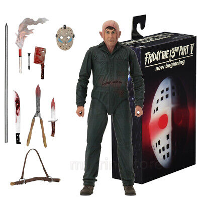 hors Emballage 2019 no fig Roy Burns Accessoires NECA Friday the 13th Part 5