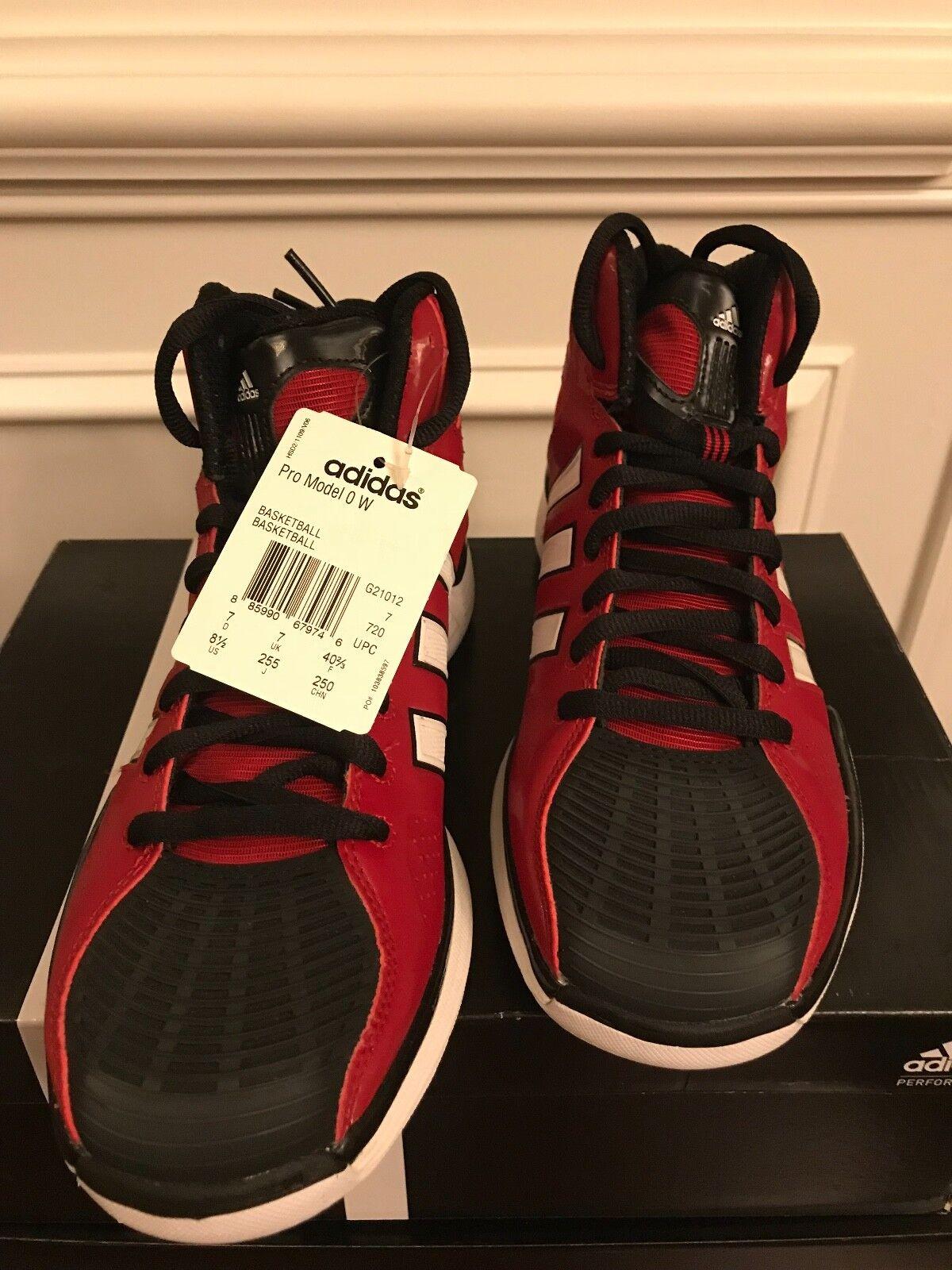 Adidas Pro Model 0 Zero W Damen Basketball Schuhe Sneakers