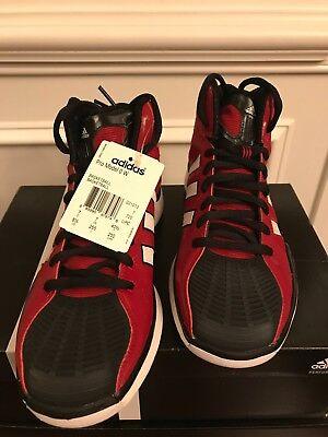 adidas Pro Model Zero 0 W Women Basketball Shoe G21012 RED / WHITE ...