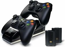 Nyko Controller Charge Base 360 S Dock Station Charger For Xbox 360 Rechargeable