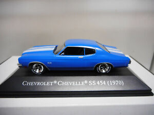 CHEVROLET-CHEVELLE-SS-454-1970-VOITURES-AMERICAINES-ALTAYA-IXO-1-43
