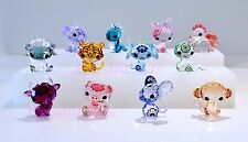 Swarovski Lovlots Cute Chinese Zodiac Full Set Collection Brand New In Box