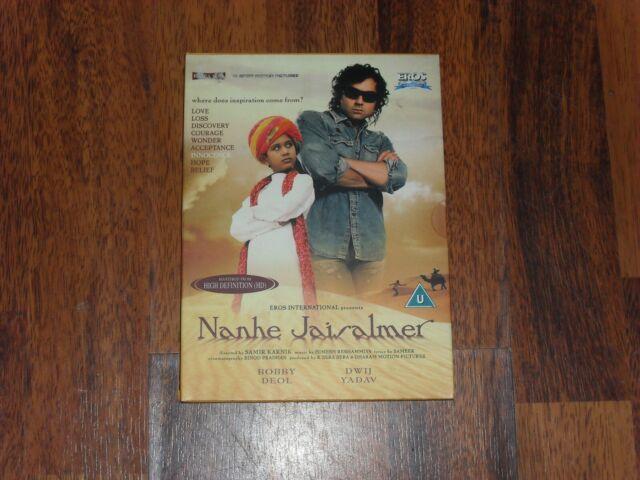 Bollywood DVD Nanhe Jaisalmer