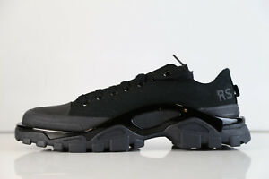 20caa41a270f4d Adidas Raf Simons RS New Runner Core Black DA9297 8-11 canvas rf ...