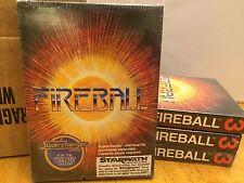 FIREBALL  - ATARI 2600 - FRESH CASE -  NOS - STARPATH - FIRE BALL - BRAND NEW