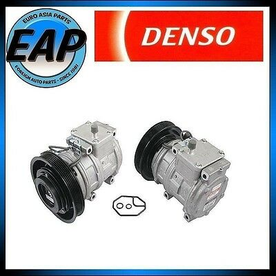 Denso 471-1190 New Compressor with Clutch 4711190