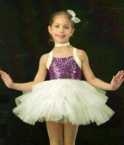 12a7daad41a1 Party Time Dance Baby Dress Costume Sequin Ballet Tutu Clearance ...