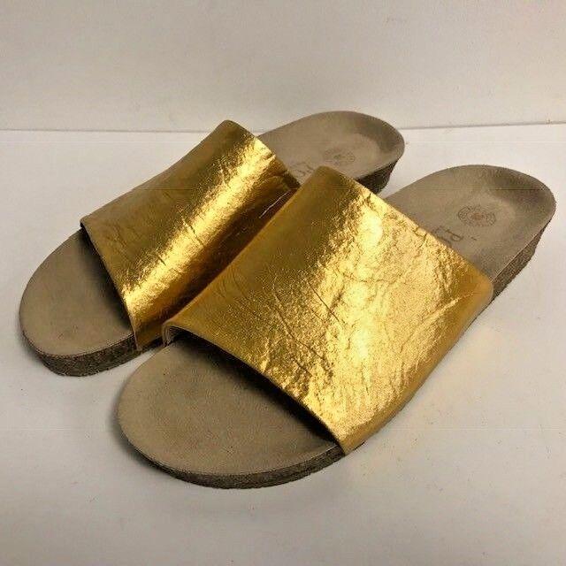 Po-zu Femmes Sandale en pinatex Taille UK UK UK 5 Baskets 4d8eab