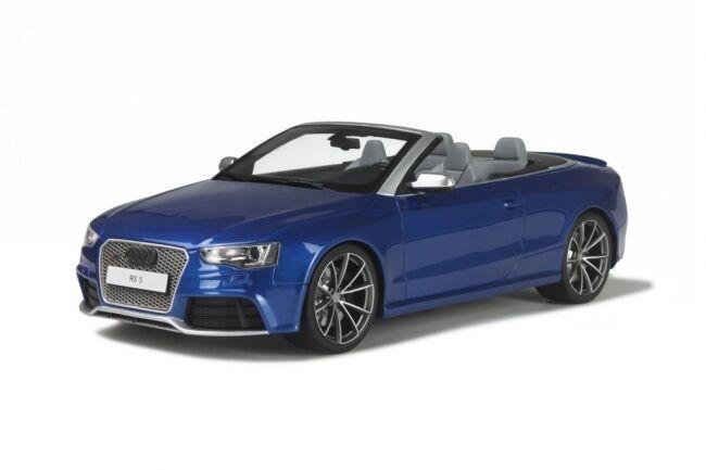 Audi rs5 Cabriolet  NOUVEAU   GT Spirit zm053  1 18  le meilleur service après-vente