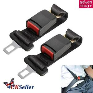 Image Is Loading 2X Car Tucker Universal Black Clip In Safety