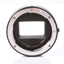 Full Frame Electronic Auto Focus AF Canon EOS EF S to Sony E Mount Adapter Ring