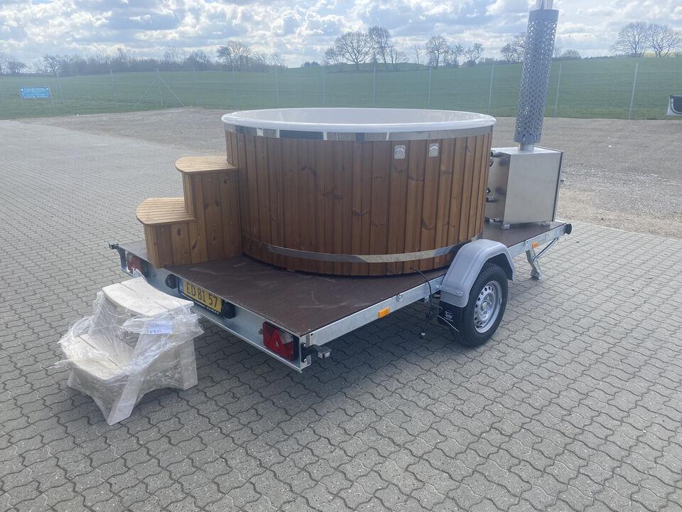 Ny vildmarksbad på trailer