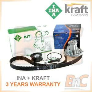 Veritable-INA-Heavy-Duty-Timing-Belt-cambelt-Kit-Pompe-a-eau-Audi-A4-B5-1-9-TDI