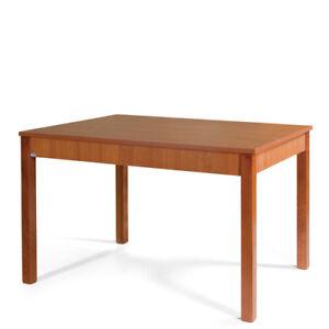 Tavolo Color Ciliegio Allungabile.Tavolo Da Pranzo Allungabile Di 40 Cm Tavoli Da Cucina Colore