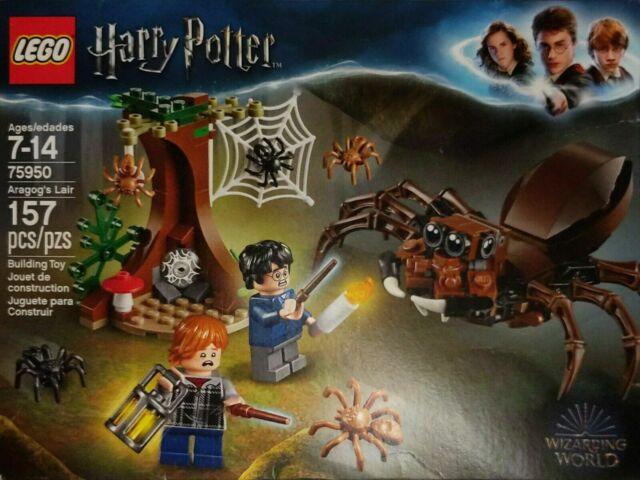 Lego Harry Potter Aragogs Lair Set 75950