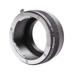 FOTGA Leica R LR Lens To Sony NEX-7 6 A6300 A6500 A7 A7R II III E-Mount Adapter
