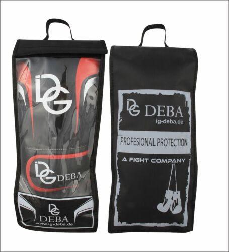Deba ® Punchbag Gloves Cowhide Leather Boxing Kickboxing Training Boxing Gloves DE
