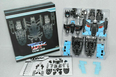 Transformers TDW TCW02-EX Upgrade kit for IDW Defensor New In Stock