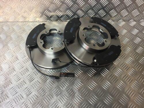 Ford Transit TDCi MK7 SWB FWD Front Brake Discs /&  Pads