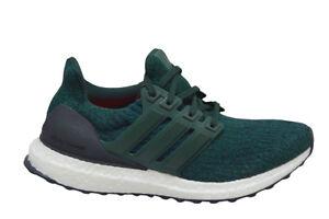 Details about Womens Adidas UltraBOOST S82024 Dark Green