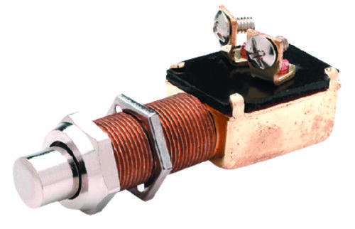 BOAT MARINE 2 Position Push Button Starter//Horn Switch 11781