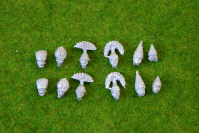 Trent Miniatures OTTOMAN HEADS pack 1 SEPARATE HEADS EDZ#16