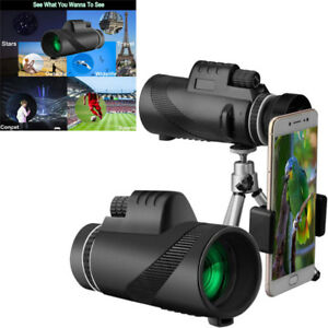 40-60-Magnification-High-Power-BAK4-Telescope-With-Fast-Smartphone-Stand-Noce