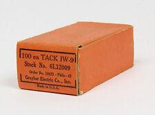Punaises US WW2  (matériel original)