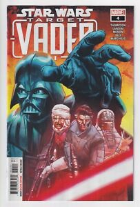 STAR-WARS-TARGET-VADER-4-MARVEL-comics-NM-2019-Robbie-Thompson