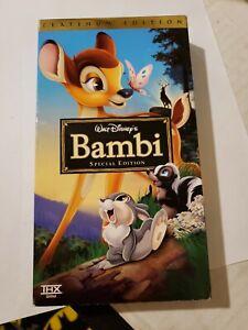 Bambi-Special-Platinum-Edition-Walt-Disney-VHS-2005