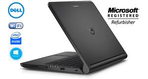 Dell Latitude 3340 Laptop / Intel 1.4ghz / 500gb hdd 4GB / Webcam / Windows 10