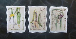 2016-LUXEMBOURG-VEGIES-OF-YESTERYEAR-SET-OF-3-MINT-STAMP-MNH
