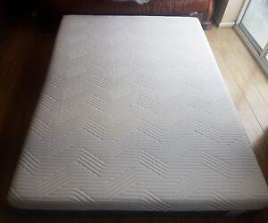buy online 18e04 e2f7c Details about TEMPUR CLOUD ELITE COOL TOUCH 25CM DOUBLE 200CM X 135CM